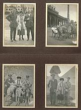 1914-1918: First World War Irish interest photograph album