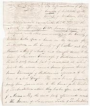 1823: Moll Doyle Secret Society manuscript account