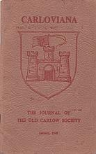 1948-49: Carloviana - The Journal of the Old Carlow Society