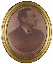 1916 Rising: Framed portrait of Patrick Pearse