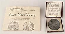 1915 (May 7) Lusitania 'commemorative' medals