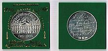 1966: 50th Anniversary of 1916 Rising cased commemorative silver medals (10)