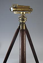 20th Century: Brass theodolite