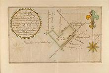 1788: Estate map by Joseph Lanigan for Mr. Lambert Cotter Co. Kilkenny  (2)