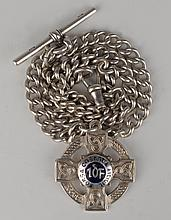 1945: Local Defence Forces enamel medal