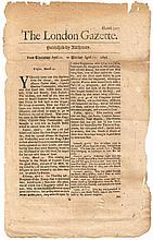 1807-1862: Collection of early Irish newspapers