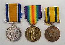 1914-1918: Territorial Force War Medal group to Royal Artillery