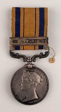 1877-79: South Africa Medal to 88th Foot (Connaught Rangers)