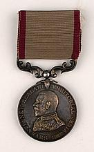 1912: New Zealand Territorial Service Medal