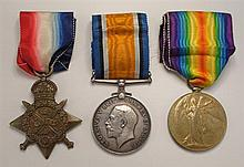1914-1918: 4th Royal (Irish) Dragoon Guards 1914 Trio