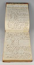 Manuscript Cape of Good Hope Military General Orders 1816-1818.