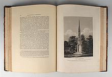 Britton, John. The Architectural Antiquities of Great Britain Represented and Illustrated in a Series of Views