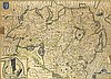 1610: John Speede Map of Ulster.