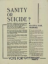 Sanity or Suicide?