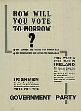 How Will You Vote Tomorrow?