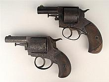 19th Century: Royal Irish Constabulary 'British Bulldog' revolvers