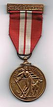 1939-46. Emergency Service Medal to 26th Battalion