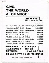 Give the World a Chance!