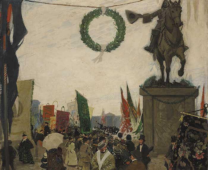 THE LIBERATOR, 1921