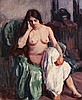 Roderic O'Conor (1860-1940) NUDE IN THE STUDIO, Roderick O'Connor, €22,500