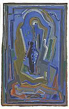 Evie Hone HRHA (1894-1955) COMPOSITION