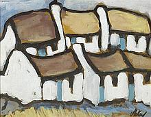 Markey Robinson (1918-1999) COTTAGES