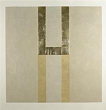 Patrick Scott HRHA (1921-2014) GOLD ABSTRACT, 2004