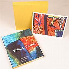 William Crozier HRHA (1930-2011) WILLIAM CROZIER LIMITED EDITION BOOK and PRINT