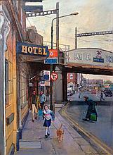 Oisín Roche (b.1973) AMIENS STREET, DUBLIN, 2004