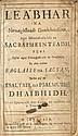 Leabhar na Nornaightheadh Ccomhchoitchionn and Donlevy, Andrew : An Teagasg Críosduidhe (2)