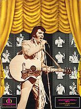 1971 & 72 Elvis Presley Las Vegas Hilton Souvenir Menus (4)