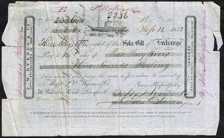 Third Lottery Tickets 1804 and 1810