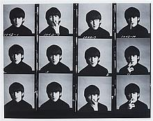 Ringo Starr and George Harrison photographs