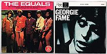 Georgie Fame, The Equals, Frankie Lane, Alice Cooper etc., collection of vinyl 45s