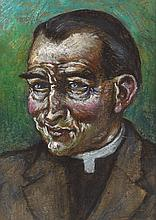 Harry Kernoff RHA (1900-1974) CLERIC