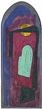 Mainie Jellett (1897-1944) ABSTRACT COMPOSITION