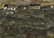 Kenneth Hall (1913-1946) HOUSES ON ARAN
