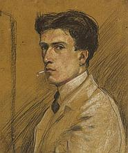Leo Whelan RHA (1892-1956) A COLLECTION OF 22 PAINTINGS AND DRAWINGS