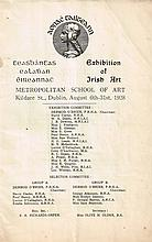 Leo Whelan RHA (1892-1956) COLLECTION OF BOOKS AND CATALOGUES FROM THE ARTIST'S LIBRARY