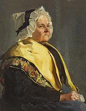 Annie Osborne Campbell (b.1889) NANNY, c.1913-1914