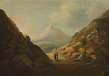 William Sadler II (c.1782-1839) VIEW OF THE SUGARLOAF, COUNTY WICKLOW
