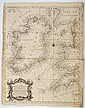 1744: Seale's Irish Sea Map