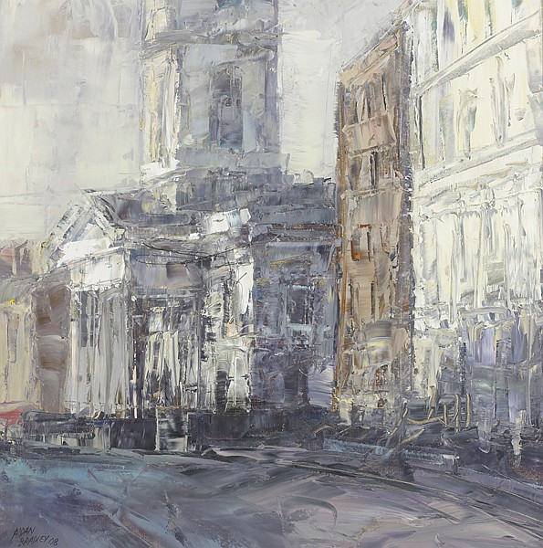 Aidan Bradley (b.1961) SAINT GEORGE'S, TEMPLE STREET, DUBLIN, 2008