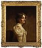 Walter Frederick Osborne RHA ROI (1859-1903) PORTRAIT OF EILEEN M. LE POER TRENCH, 1903