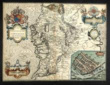 1610 Speed, John, The Province of Connaught: