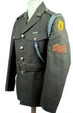 An Irish Army 1961 pattern Service-Dress uniform