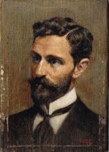 Roger Casement, portrait.