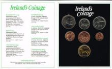 1986 Central Bank of Ireland Proof Set  (2)
