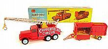 Corgi Chipperfield's Circus