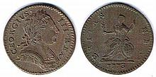 England. Charles II to George V, collection of farthings. (20)